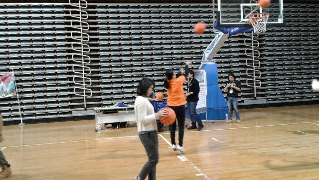 帶球跑投籃比賽